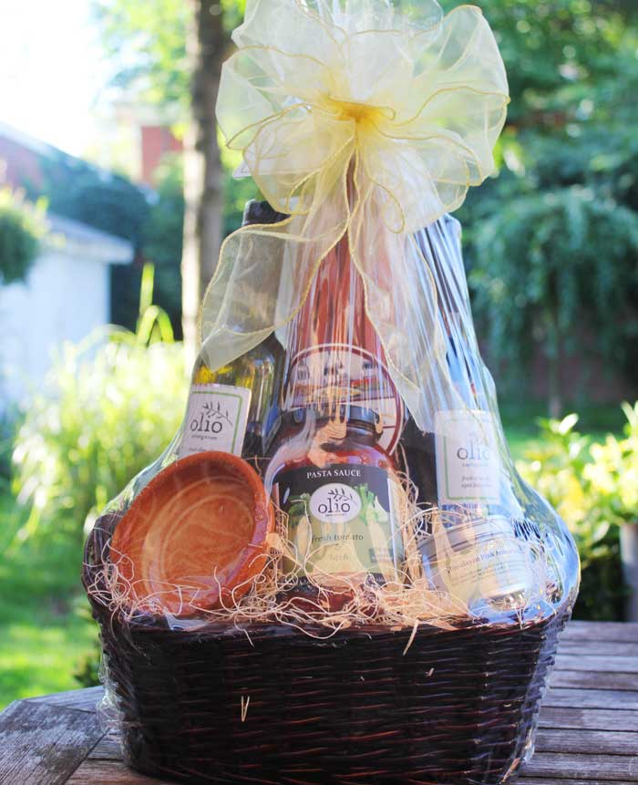 Olio Gift Baskets