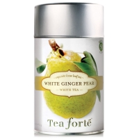 White Ginger Pear Tea