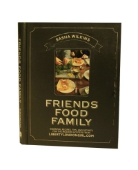 Friends Food Family