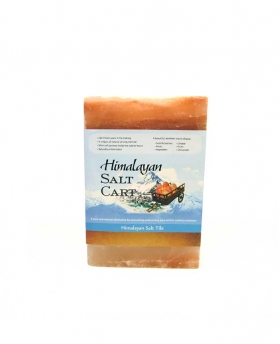 Himalayan Salt Block with holder